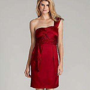 Antonio Melani Kacy Satin Dress